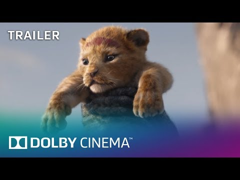 The Lion King - Trailer | Dolby Cinema | Dolby