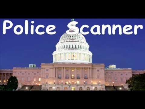 Capitol Shooting Washington DC Police Scanner