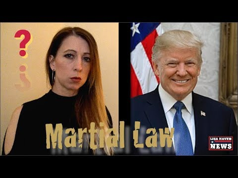 ALERT: Did Trump Declare Martial Law Against Globalists Using Executive Order Powers...?