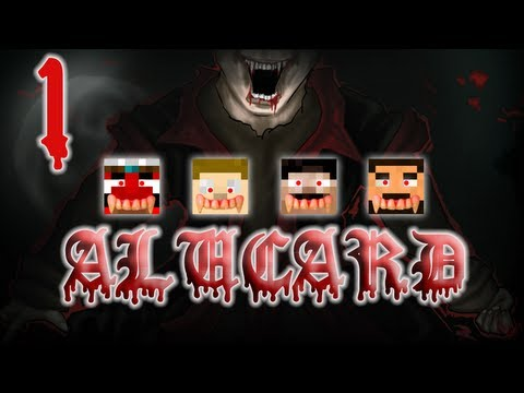 Minecraft Alucard - EP01 - Death and Despair