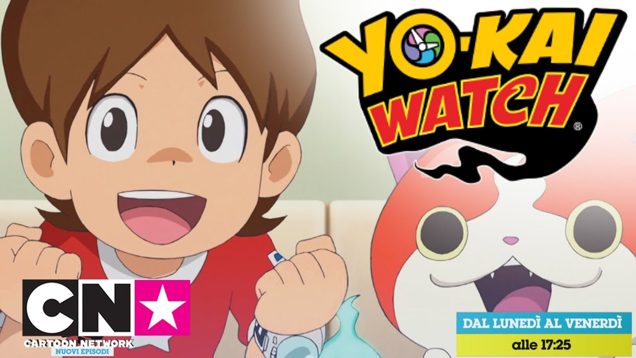 I nuovi episodi yo kai watch cartoon network youtube
