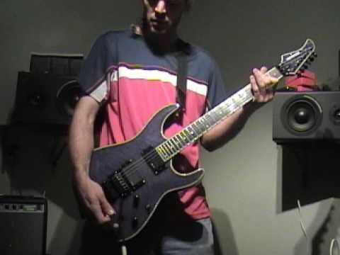 sustainer 101 Fernandes Demo Coral Sky Music