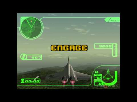 Ace Combat 3 Electrosphere - Gameplay PSX (PS One) HD 720P (Playstation classics)