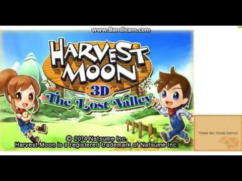 3DS Emu Citra GCC AVX Build - Harvest Moon 3D - The Lost Valley (i5-2500K,AMD R280x,8GB Ram)