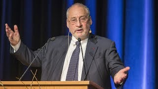 "Prof. Josef E. Stiglitz: ""The Future of Europe"""