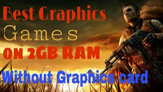 Best Games You can Play Without Graphics Card | 2GB RAM | All Time Best.