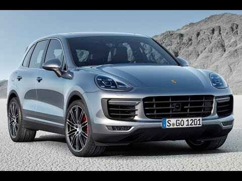 2016 porsche cayenne start up and review 3 6 l v6 youtube. Black Bedroom Furniture Sets. Home Design Ideas