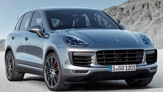 2016 Porsche Cayenne Start Up and Review 3.6 L V6