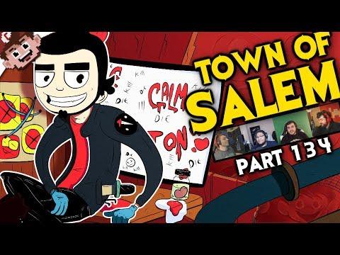 CHILLED'S MASTER PLAN!   The QUAD CAM Returns! (Town of Salem - Part 134)