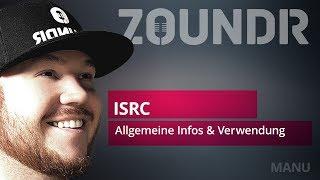 🎥International Standard Recording Code (ISRC)