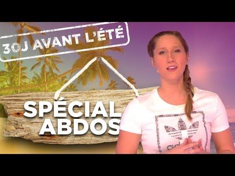 CHALLENGE 30J AVANT L'ETE - J25: SPÉCIAL ABDOS