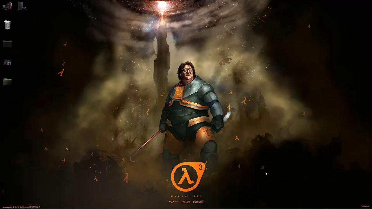 Half Life 3 Live Wallpaper Free Download Youtube
