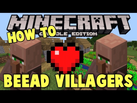 Minecraft: Xbox 360 - How to Breed Villagers