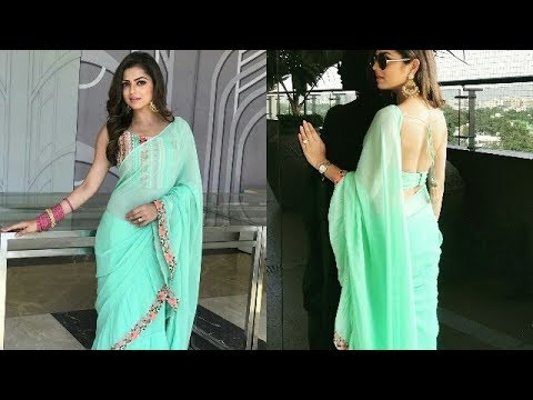 Stylish designer outfits & jewelry design ideas/latest outfits design inspired by Drshti dhami