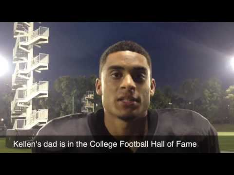Vanderbilt walk-on linebacker Kellen Williams steps up