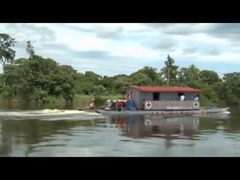 Medical boat to protect nature | Global 3000