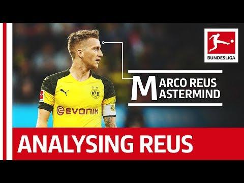 Marco Reus - What Makes The Dortmund Captain So Good?
