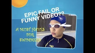 "EPIC FAIL or Funny Video on ""Swimming"""