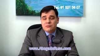 Юридические услуги(http://abogadoruso.com/servicios-juridicos/ Юридические услуги, предоставляемые своим клиентам адвокатами компании TRAMITEX&Abogados..., 2013-04-18T08:57:55.000Z)