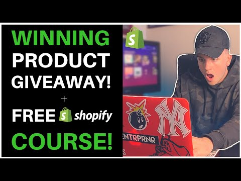 *FREE COURSE* Sell This WINNING Product To Make $5,000/Day - Shopify Dropshipping thumbnail