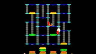 Dross juega Burgertime