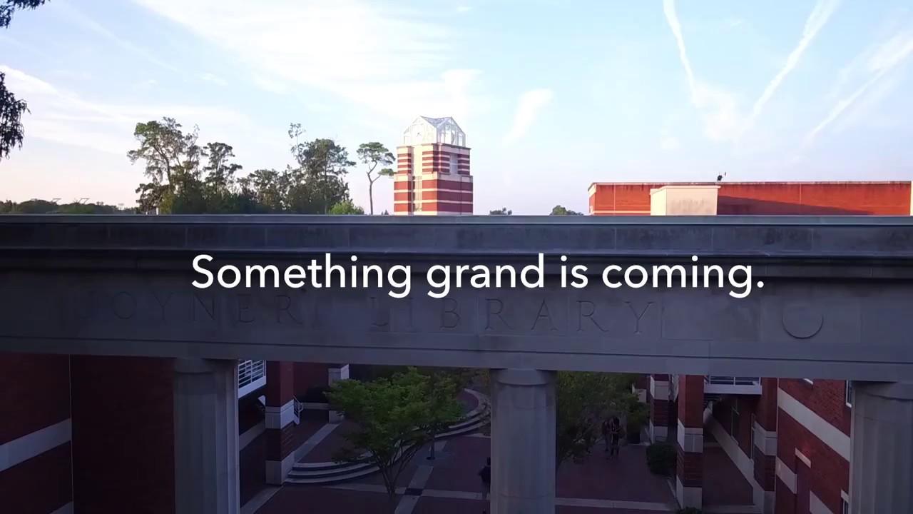 Ecus New Student Center Main Campus Youtube