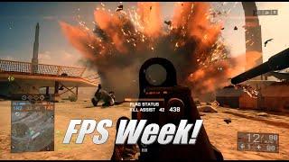 ФПС тиждень: в Battlefield 4 - Інструкція танків в готель GoldenEye!