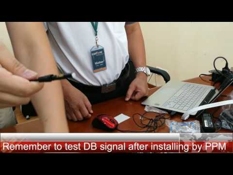 Installing fast conenctor with tight buffer optical fiber