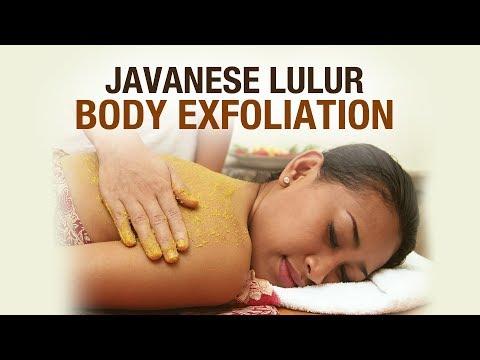 Javanese Lulur Body Exfoliation -  Spaah