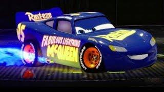 Прохождение Cars 3: Driven to Win / Тачки 3 - Brick Yardley & Fabulous Lightning McQueen #6