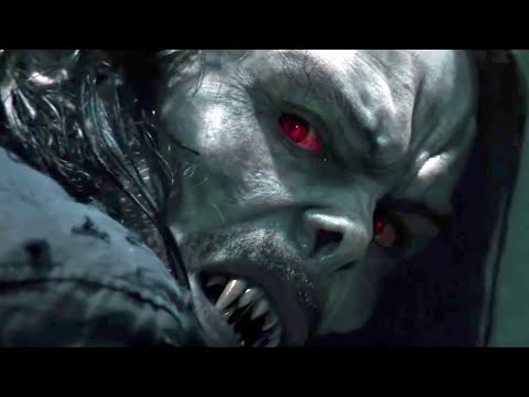 Tony Mott - Morbius Starring Jared Leto Official Trailer
