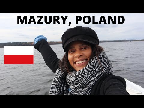 WEEKEND TRIP TO MAZURY : THE MOST BEAUTIFUL LAKE IN POLAND 🇵🇱