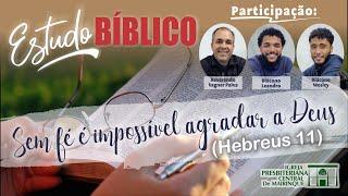 Estudo Bíblico 15/05/2020