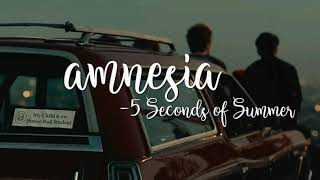 Скачать 5 Seconds Of Summer Amnesia Lyric Video