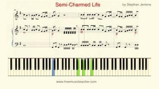 How Play Piano Semi