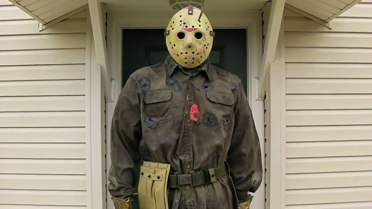 Halloween Costume Jason Friday 13th.Friday The 13th Part Vi Jason Lives Costume Life Sized