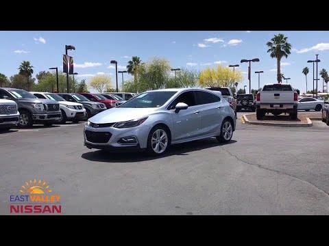 2018 Chevrolet Cruze Phoenix, Mesa, AZ PR1935A