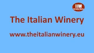 The Italian Winery: linee di imbottigliamento e vasche