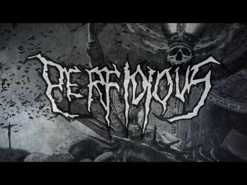 PERFIDIOUS - MALEVOLENT MARTYRDOM (FULL ALBUM STREAM 2017)  [DEATH METAL INDUSTRY]