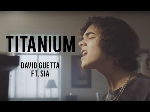 Titanium - David Guetta Ft. Sia (Cover By Alexander Stewart)
