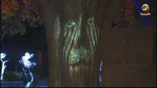تخيل: شجرة عمرها 129 عاما تتكلم مع زوار بوليفارد الرياض وتجيب على أسئلتهم..