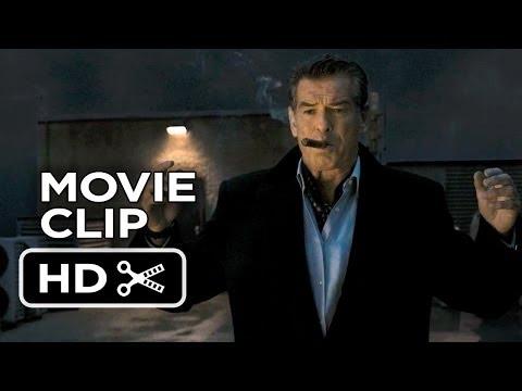 BIFF (2014) - A Long Way Down CLIP - Pierce Brosnan Drama Movie HD