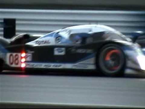 2009 12 Hours Sebring  - Tape #4 - Audi R15 TDI