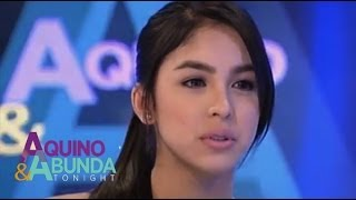 Julia Barretto : 'Tao rin ako, I also get hurt.'