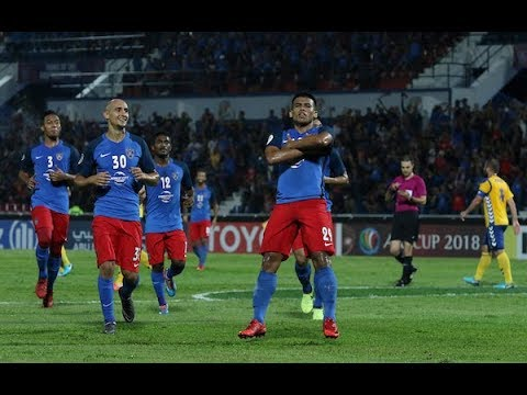 Johor Darul Ta'zim 2-1 Tampines Rovers (AFC Cup 2018: Group Stage)