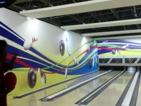 it's bowling time - Riyadh KSA part1