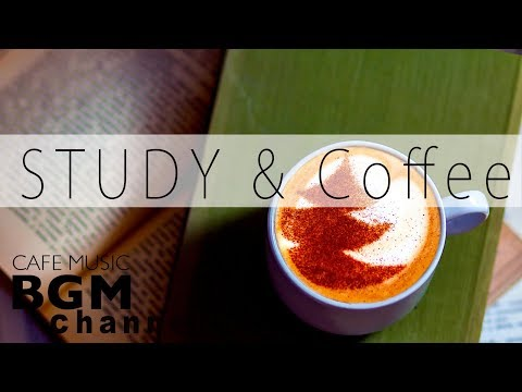 Cover Lagu Coffee Jazz Music  For Study - Relaxing Jazz Music - Background Study Music STAFABAND