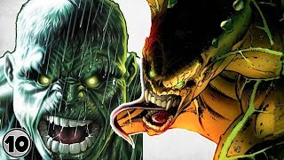 Top 10 Strongest Alternate Versions Of The Hulk -  Part 2