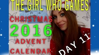DAY 11: BABIES- The Girl Who Games Sims Freeplay Advent Calendar