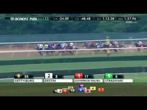 Creator - 2016 Belmont Stakes En Espanol